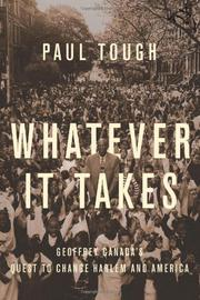 Book Cover for WHATEVER IT TAKES