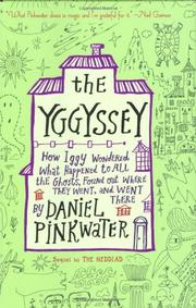 THE YGGYSSEY by Daniel Pinkwater
