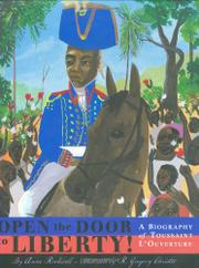 Book Cover for OPEN THE DOOR TO LIBERTY!