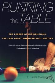 RUNNING THE TABLE by L. Jon Wertheim