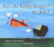 HOW THE LADIES STOPPED THE WIND by Bruce McMillan