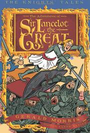 Book Cover for THE ADVENTURES OF SIR LANCELOT THE GREAT