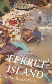 Book Cover for FERRET ISLAND