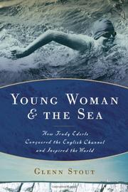 Book Cover for YOUNG WOMAN AND THE SEA