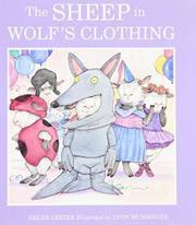 Book Cover for THE SHEEP IN WOLF'S CLOTHING