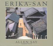 Book Cover for ERIKA-SAN