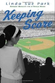 Book Cover for KEEPING SCORE