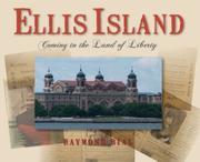 ELLIS ISLAND by Raymond Bial