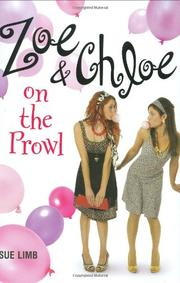 ZOE & CHLOE ON THE PROWL by Sue Limb