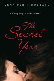 Cover art for THE SECRET YEAR
