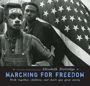 Cover art for MARCHING FOR FREEDOM