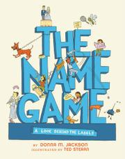 Cover art for THE NAME GAME