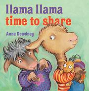 Book Cover for LLAMA LLAMA, TIME TO SHARE