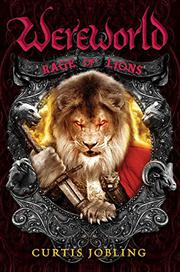 Book Cover for RAGE OF LIONS