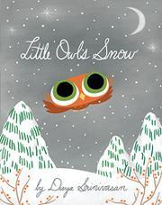 LITTLE OWL'S SNOW by Divya Srinivasan