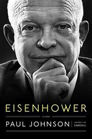 EISENHOWER by Paul Johnson