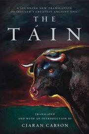 THE TÁIN by Ciaran Carson