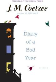 Book Cover for DIARY OF A BAD YEAR