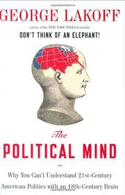 Cover art for THE POLITICAL MIND