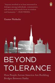 BEYOND TOLERANCE by Gustav Niebuhr