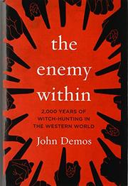 THE ENEMY WITHIN by John Demos