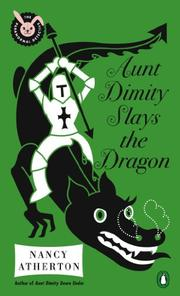 AUNT DIMITY SLAYS THE DRAGON by Nancy Atherton
