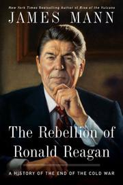 Cover art for THE REBELLION OF RONALD REAGAN