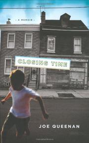 Book Cover for CLOSING TIME