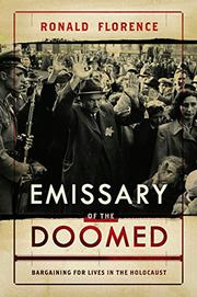 Cover art for EMISSARY OF THE DOOMED