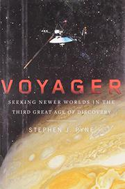 Cover art for VOYAGER