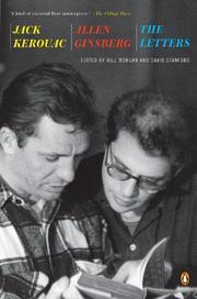 JACK KEROUAC AND ALLEN GINSBERG by Bill Morgan