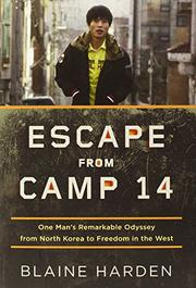 Book Cover for ESCAPE FROM CAMP 14