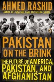 Book Cover for PAKISTAN ON THE BRINK