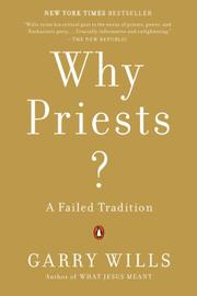 Cover art for WHY PRIESTS?