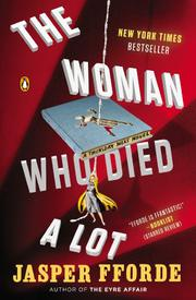 Book Cover for THE WOMAN WHO DIED A LOT