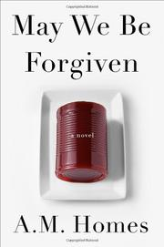 Cover art for MAY WE BE FORGIVEN