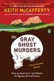 Cover art for THE GRAY GHOST MURDERS