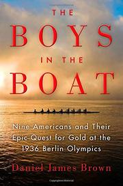 Cover art for THE BOYS IN THE BOAT