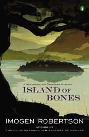 Cover art for ISLAND OF BONES