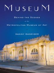 MUSEUM by Danny Danziger
