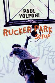 Book Cover for RUCKER PARK SETUP