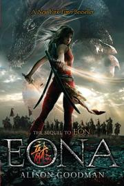 EONA by Alison Goodman