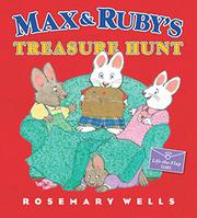 Cover art for MAX AND RUBY'S TREASURE HUNT