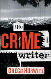 Cover art for THE CRIME WRITER