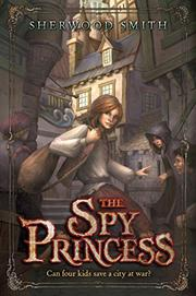 Cover art for THE SPY PRINCESS