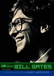 Cover art for UP CLOSE: BILL GATES