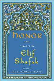 Book Cover for HONOR