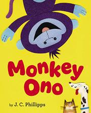 Cover art for MONKEY ONO