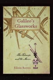 GALILEO'S GLASSWORKS by Eileen Reeves