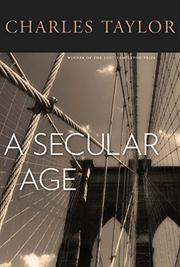 Book Cover for A SECULAR AGE